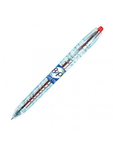 Bolígrafo Pilot B2P Rojo 0.7mm