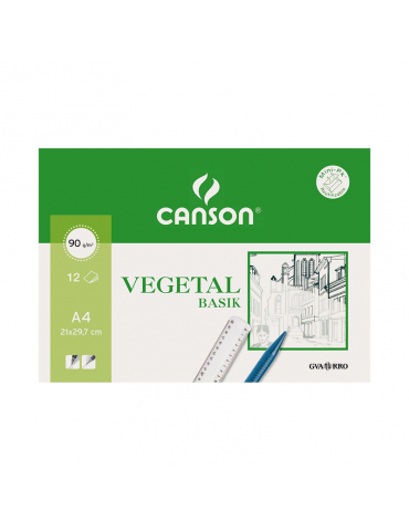 Papel vegetal Guarro A4...