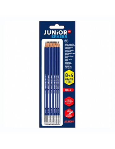 Alpino Junior - Lápices, 12...