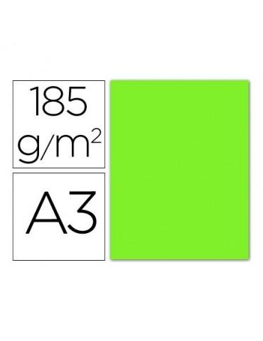 Cartulina Gvarro verde...