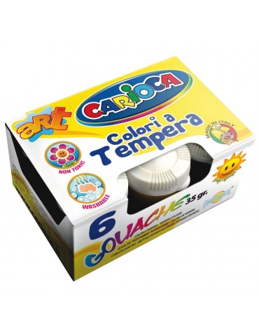 Carioca - Tempera Caja con...